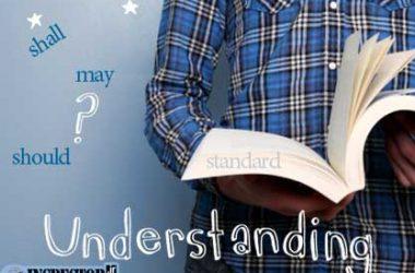 درک واژگان متداول و مهم استانداردها
