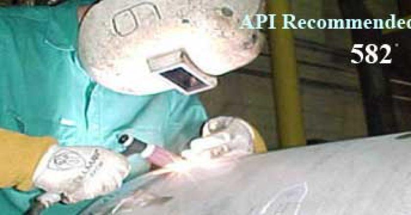 راهنماي جوشكاري در صنايع نفت، گاز و پتروشيمي (API 582)