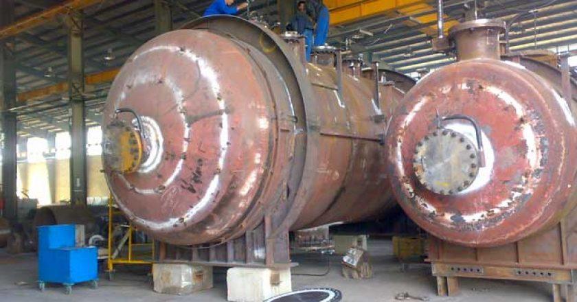 دانلود راهنماي بازرسي ساخت مخازن تحت فشار