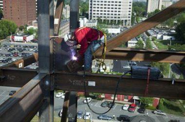 آزمایش غیرمخرب جوشها- ساختمانهای سازه فولادی